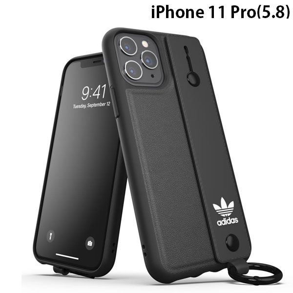 adidas iPhone 11 Pro OR Grip Case SS20 Black