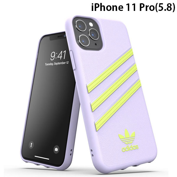 adidas iPhone 11 Pro OR Moulded Case SAMBA SS20 Tint/Yellow