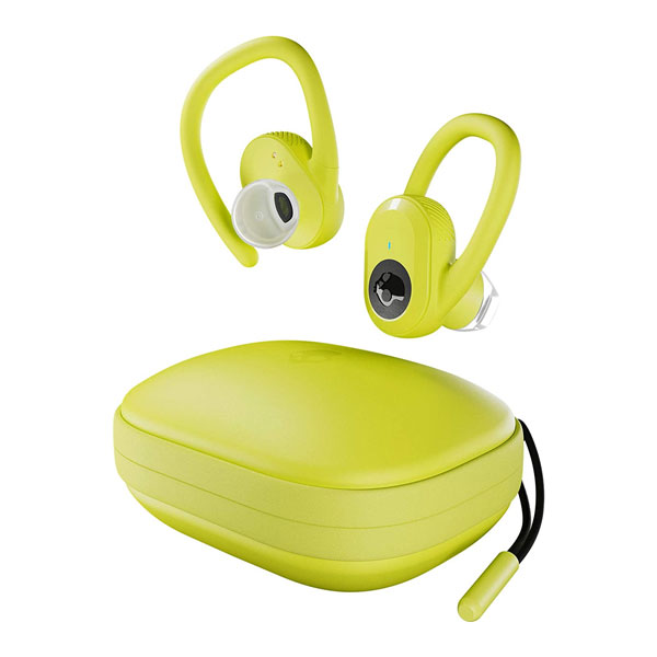 Skullcandy PUSH ULTRA 完全ワイヤレス Bluetooth 5.0 イヤホン ELECTRIC YELLOW