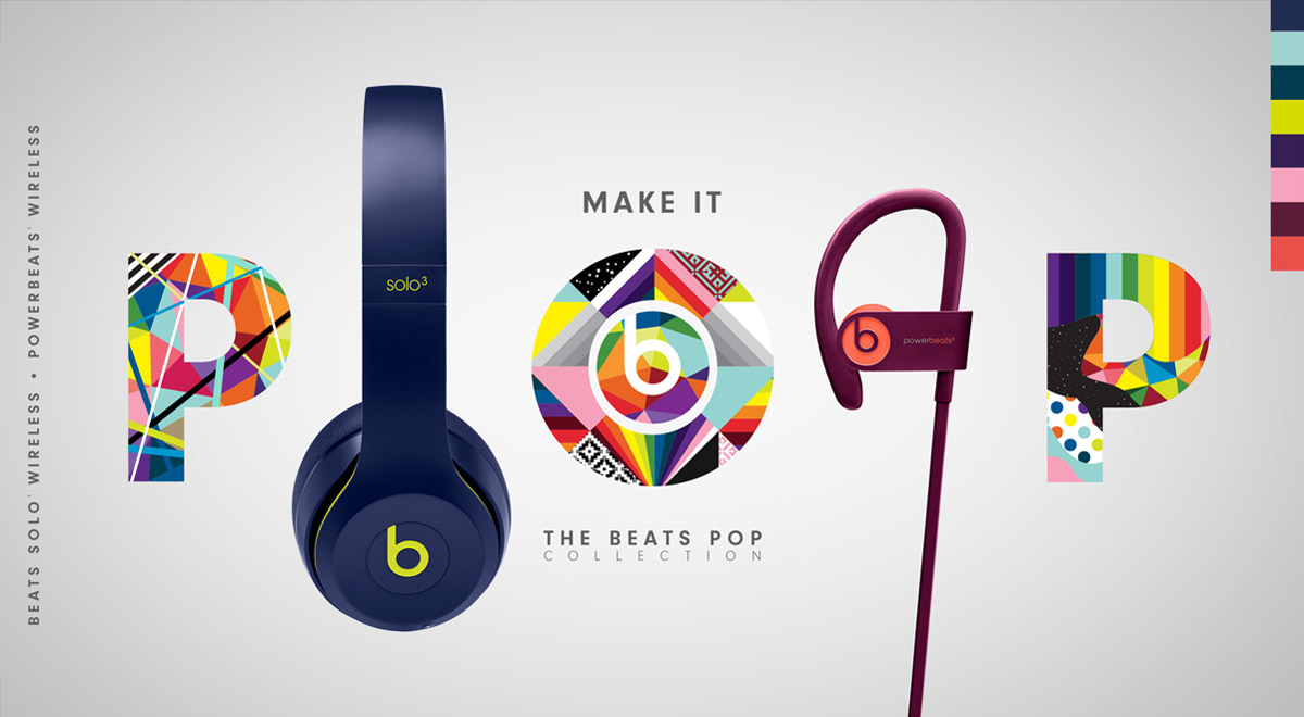Beats pop colection