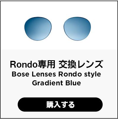 Frames Rondo Blue Gradient