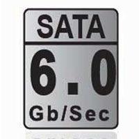 高速なSATA6Gコントローラを搭載