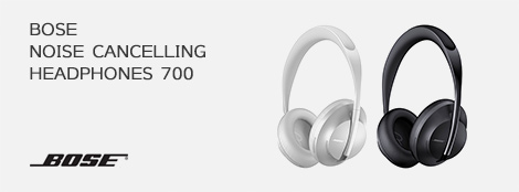 BOSE Noise Cancelling Headphones 700 Bluetooth 5.0